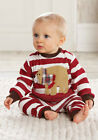 Mud Pie Baby BEAR PLAYSET 352600 Christmas Santa's Workshop Collection New