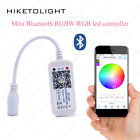 Mini Wireless Bluetooth Controller for 5050 RGBW/RGB LED Strip Light Smartphone