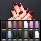 BALLERINA MATTE COFFIN *COLORS* Full Cover Nail Tips + Glue! **YOU CHOOSE!**