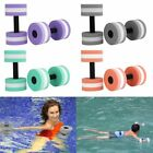 2Pk Water Weight Workout Aerobics Dumbbell Aquatic Barbell Fitness Swimming Pool image