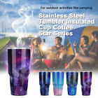 Hot 30 oz Stainless Steel Tumbler Insulated Cup Coffee Star Series Galaxy Colors