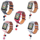 Rhinestone Protector Case Cover Protective Band for Apple Watch iWatch 38/42mm image