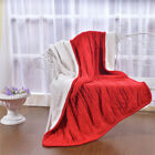 Knitted Blanket Bed Banket Thick Super Soft Blanket Bed Sofa Cover Knit Throw
