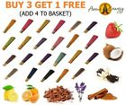 Natural Quality Indian INCENSE STICKS - Various Scents & Quantity's