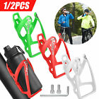 Cycling Bike Water Bottle Holder MTB Bicycle Handlebar Mount Drink Cup Cage Rack