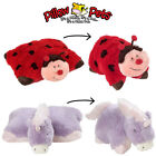 Pillow Pets 16 Inch Stuffed Animals for Toddler Kids Travel Pillow Plush Toy