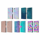 HEAD CASE DESIGNS MERMAID SCALES LEATHER BOOK WALLET CASE COVER FOR HTC PHONES 2