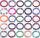 8mm Beaded Natural Gemstone Bracelet Man Woman Fashion Summer Jewelry Handmade