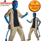 CK1127 Dekuxe Avatar Movie Jake Sully Child Boys Costume Fancy Dress Outfit Mask