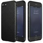 Case for iPhone 8 7 6s SE 5 5s Plus Carbon Fibre Soft Cover TPU Silicone Slim  <br/> iPhone X Now In Stock.