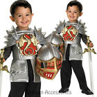 CK714 Knight Of The Dragon Roman Medieval Warrior Kids Boys Fancy Dress Costume
