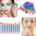 20Pcs/Set Unicorn Kabuki Makeup Brushes Eyebrow Eyeshadow So