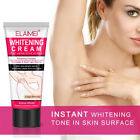 60ml White Whitening Cream Body Beauty Between Legs Knees Private Parts Intimate