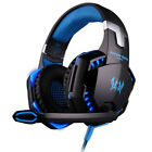 3.5mm Gaming Headset LED Headphones Stereo Surround for PS3 PS4 Xbox one X 360 E фото