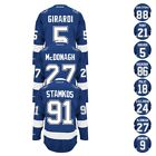 Tampa Bay Lightning Reebok Home Blue Premier Jersey Collection Mens