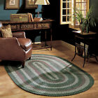 Colonial Mills Brook Farm Winter Greens Indoor/Outdoor Area Rug