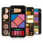HEAD CASE DESIGNS MAKEUP KITS SOFT GEL CASE FOR APPLE iPHONE PHONES