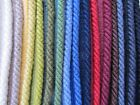 6mm COTTON FLANGED FURNISHING CORD Piping Upholstery Insertion Trim Braid