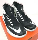 NIKE Zoom Devosion Mens Basketball Shoe 844592 001 Blk Wht Mesh 11 M NWD