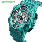 Camouflage Military Watch Sport Army watch waterproof outdoor events