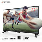 SANSUI TV 24  32  40  43'' TV  LED TV TV with Flat Screen HDMI (2018 Model)