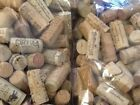 USED WINE CORKS LOTS 1 5 10 25 50 100 200 FOR ARTS AND CRAFTS PROJECTS