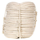 GOLBERG Premium 100% Natural Twisted Cotton Rope - Choose from Many Sizes