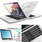 """3 in 1 Hard laptop Case For Apple Macbook Pro 13"""" A1989 A1708 A1706"""