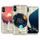 HEAD CASE DESIGNS BOOK PAGE ILLUSTRATIONS HARD BACK CASE FOR APPLE iPHONE PHONES