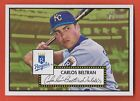 Carlos Beltran Collection - Pick One - Fill Your Set - Royals