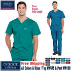 Внешний вид - Cherokee Scrubs Set PROFESSIONAL Men's Top & Pants_WW675/WW190_Regular Petite