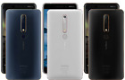 "Nokia 6.1 2018 32gb 5.5"" 16mp Quad-core Unlocked Android Smartphone - Black/blue"