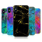 OFFICIAL HAROULITA MARBLE HARD BACK CASE FOR APPLE iPHONE PHONES