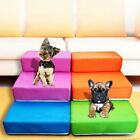 2-Step Mesh Folding Pet Dog Ramp Stair Puppy Cat Mat Bed House Cushion Goodish