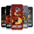 OFFICIAL STAR TREK ICONIC CHARACTERS TNG BACK CASE FOR SAMSUNG PHONES 1 on eBay