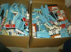 7 9 pin Vacuum Tubes strong to NOS NIB from 1 each  other size tubes