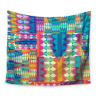 East Urban Home Triangle Quilt by Miranda Mol Wall Tapestry