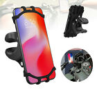 Motorcycle Bike Bicycle MTB Handlebar Mount Holder for Cell Phone GPS iPhone X 8