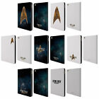 OFFICIAL STAR TREK DISCOVERY LOGO LEATHER BOOK WALLET CASE FOR APPLE iPAD on eBay