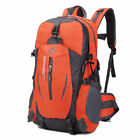 40L Hiking Camping Bag Large Waterproof Outdoor Luggage Rucksack Travel Backpack