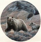 Brown Bear Mountain Select-A-Size Waterslide Ceramic Decals Xx image
