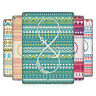 HEAD CASE DESIGNS INFINITY AZTEC SOFT GEL CASE FOR APPLE SAMSUNG TABLETS