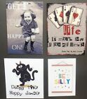 HAPPY girl life games fun dance cat silly sign happy love music positive magnet