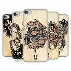 HEAD CASE DESIGNS INTROSPECTION SOFT GEL CASE FOR APPLE iPOD TOUCH MP3