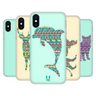 HEAD CASE DESIGNS PATTERNED ANIMAL SILHOUETTES BACK CASE FOR APPLE iPHONE PHONES