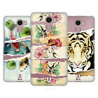 HEAD CASE DESIGNS RIPPED PAPER ART SOFT GEL CASE FOR WILEYFOX PHONES