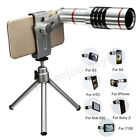 Universal 18x Zoom Telescope Camera Telephoto Lens & Tripod for Mobile Phone !