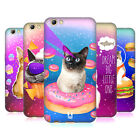 HEAD CASE DESIGNS REAL CATS IN ARTIFICIAL SPACE SOFT GEL CASE FOR OPPO PHONES
