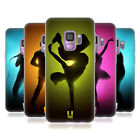 HEAD CASE DESIGNS SILHOUETTE PERFORMERS SOFT GEL CASE FOR SAMSUNG PHONES 1