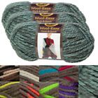 Внешний вид - 3pk Lion Brand Wool Ease Yarn Super Chunky Yarn Knitting Crochete Soft Bulky #6